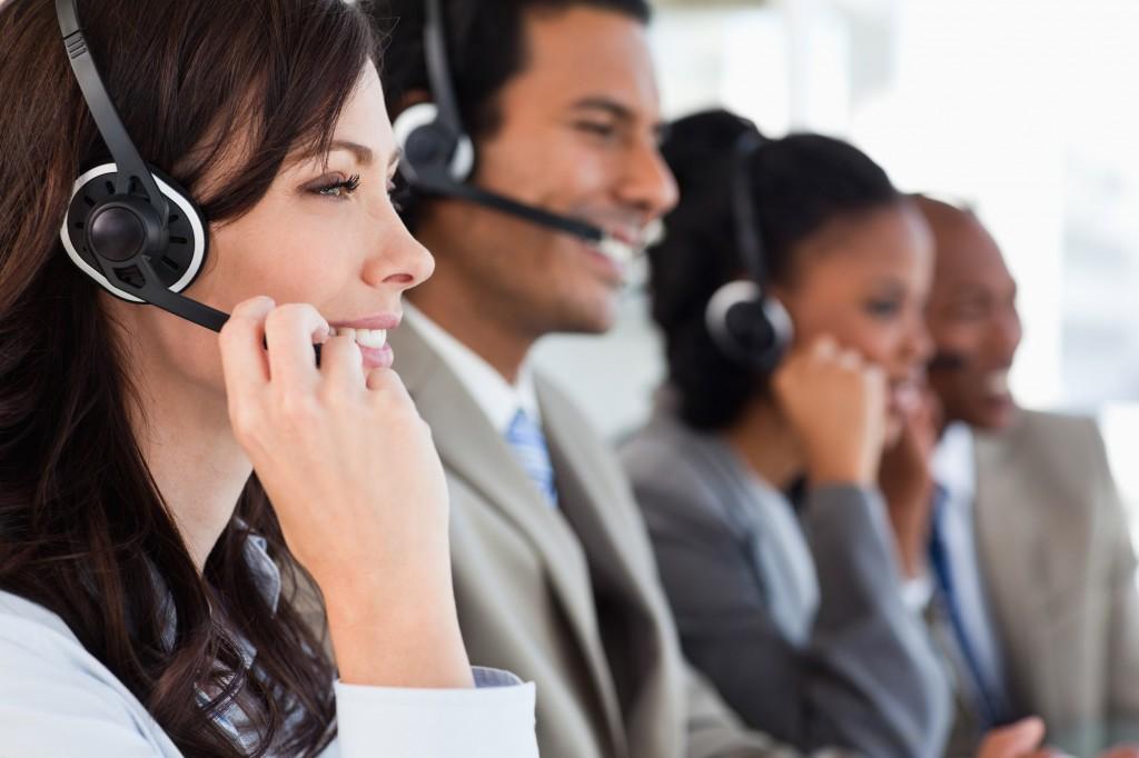 airline's customer service representatives
