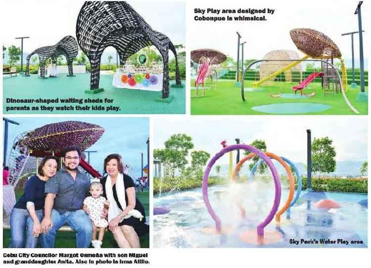 SM Seaside City Cebu Sky Park