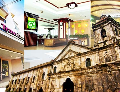 Hotels Near Basilica Minore del Santo Niño